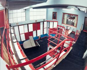 Christchurch Studio interior